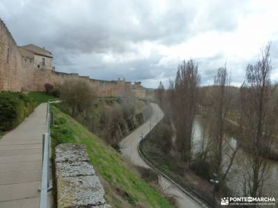 Yacimiento Numancia y Villa Almazán;costa asturiana pasarelas de montfalcó parque natural cabo de